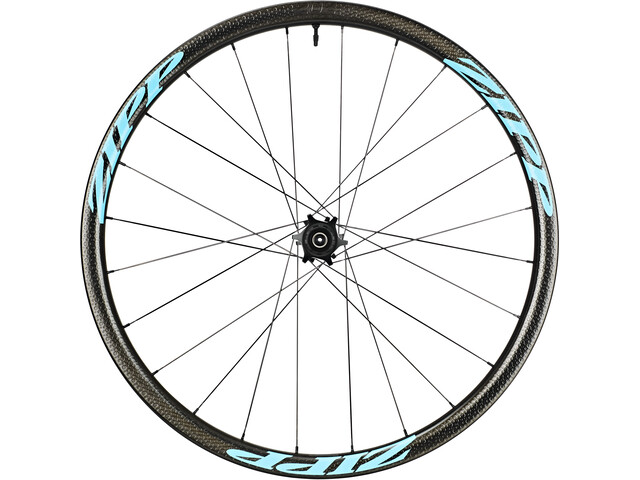 Zipp 202 Firecrest Tubeless Disc Rear Wheel SRAM/Shimano blue